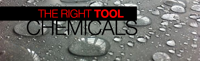 The Right Tool - Chemicals