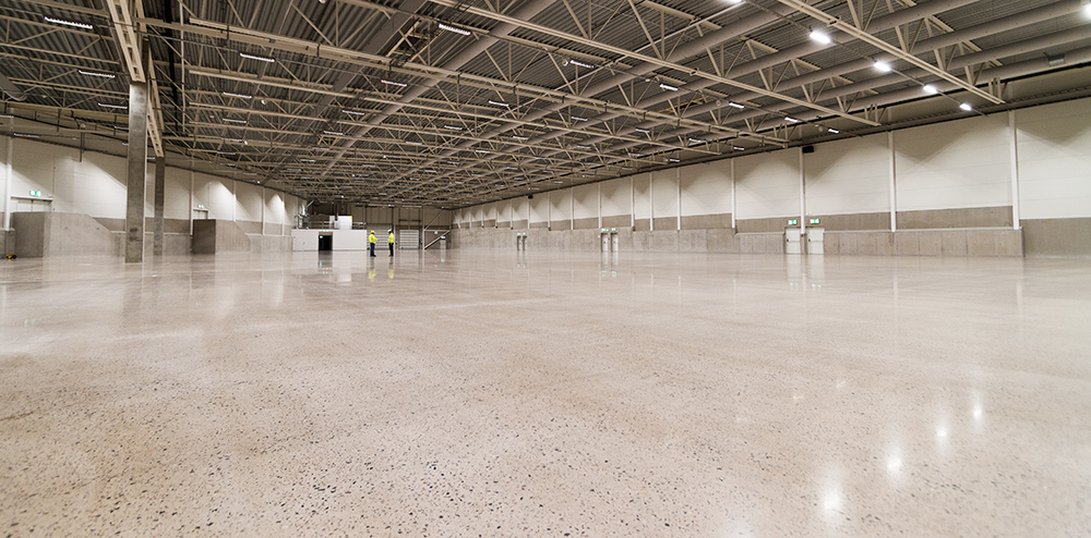 Åby exhibition hall - Gothenburg - HTC Superfloor