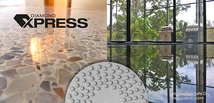 Dry Grinding Of Natural Stone And Terrazzo A Success