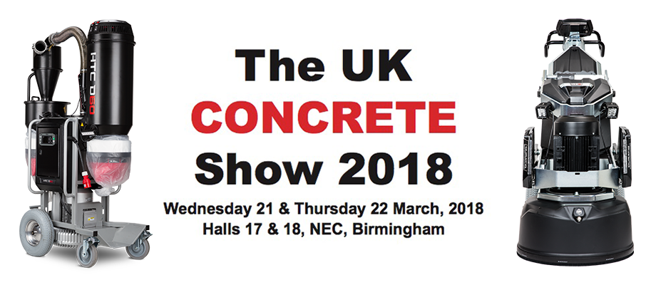 UK concrete show 2018