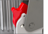 Divisible for easy transport