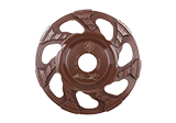 HTC Cup wheel brown 213272