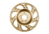 HTC Cup wheel gold 213269