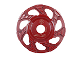 HTC Cup wheel red 213276