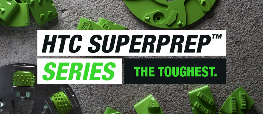 HTC Superprep series The toughest