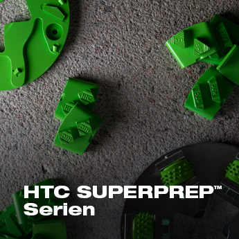 HTC SUPERPREP™-serien