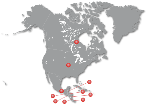 North America (incl. Central America)