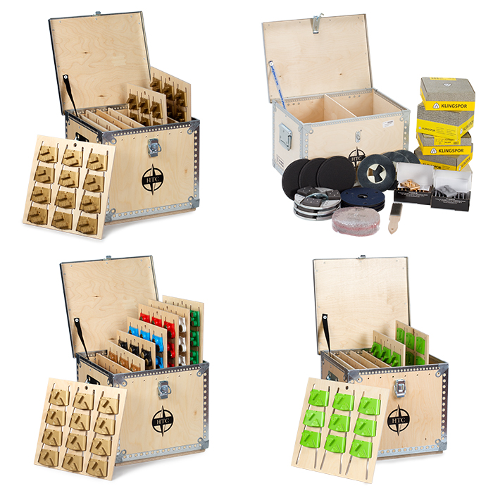 HTC tool boxes
