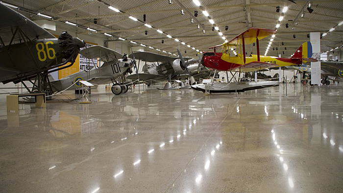 How To Screed A Floor >> The history of concrete flooring, HTC Superfloor™