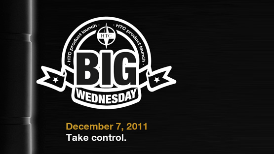 Big Wednesday no 2 - Take control