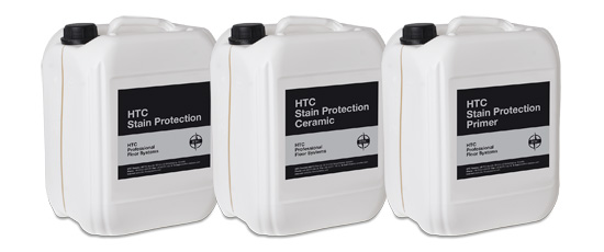 HTC Stain Protection