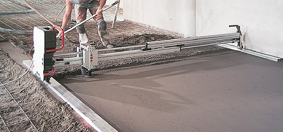 Highway Screed